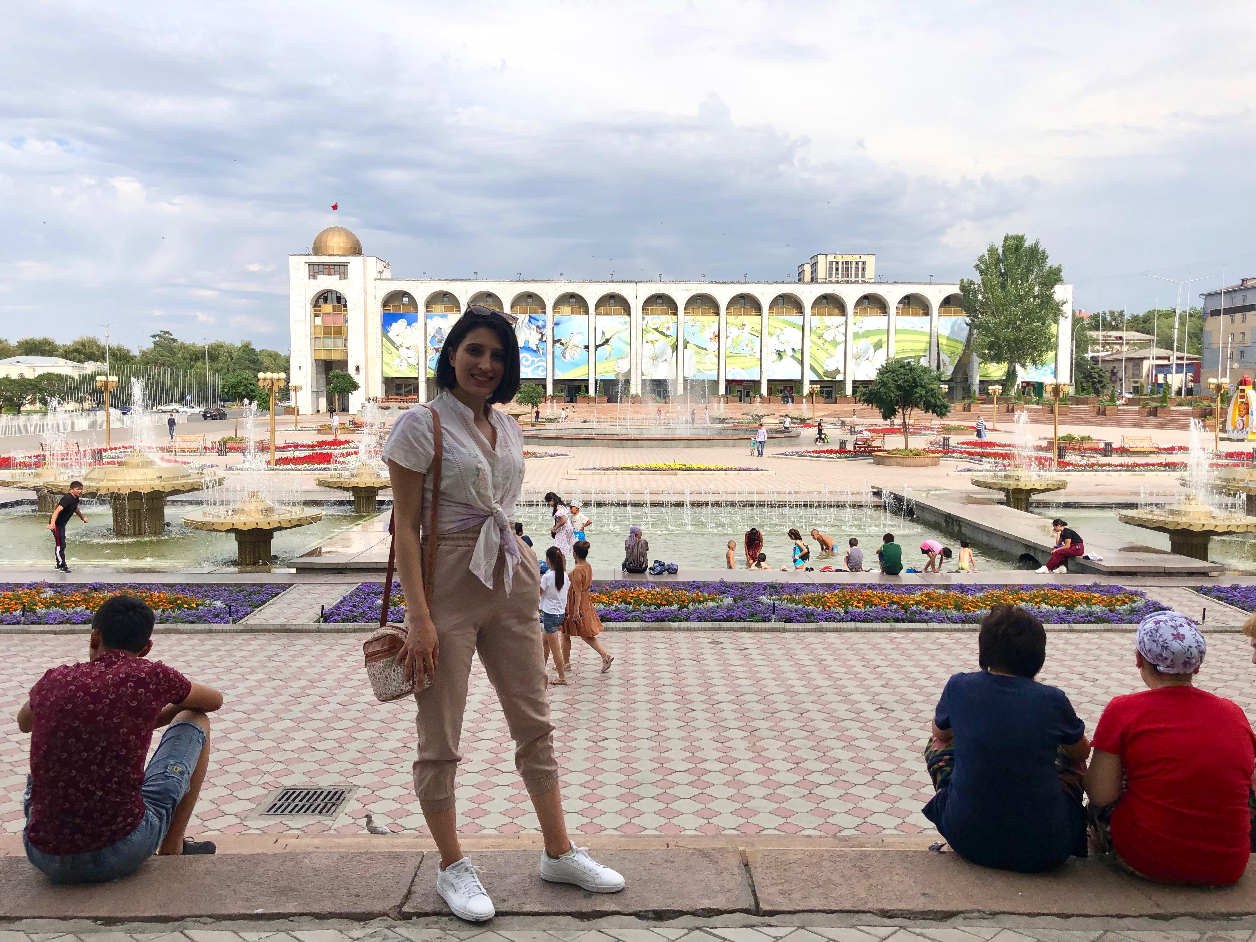 Bişkek'te gezilecek yerler
