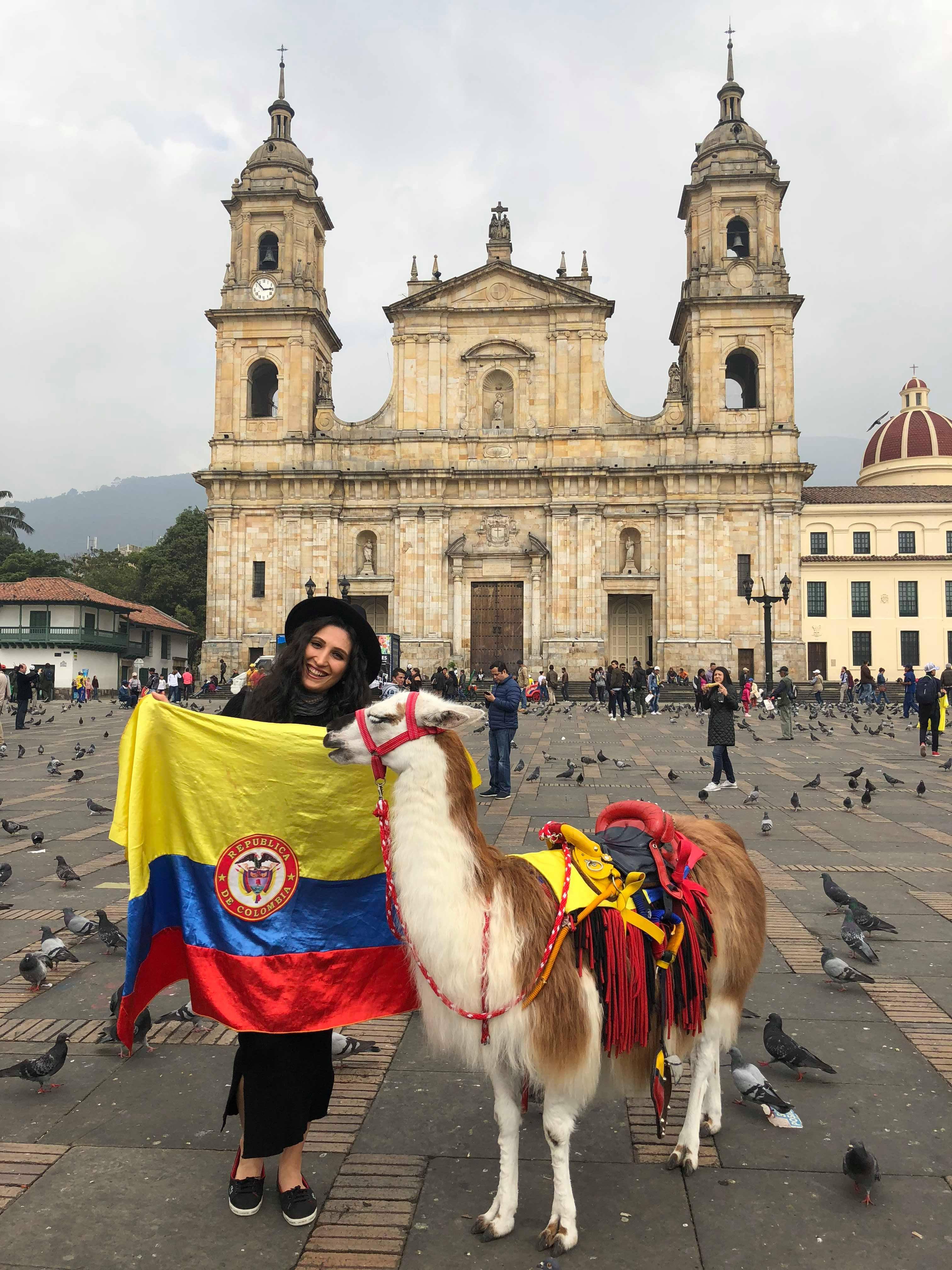 Bogotada gezilecek yerler