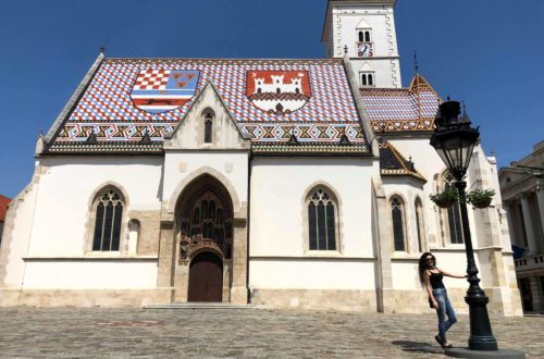 Zagreb'te Gezilecek Yerler