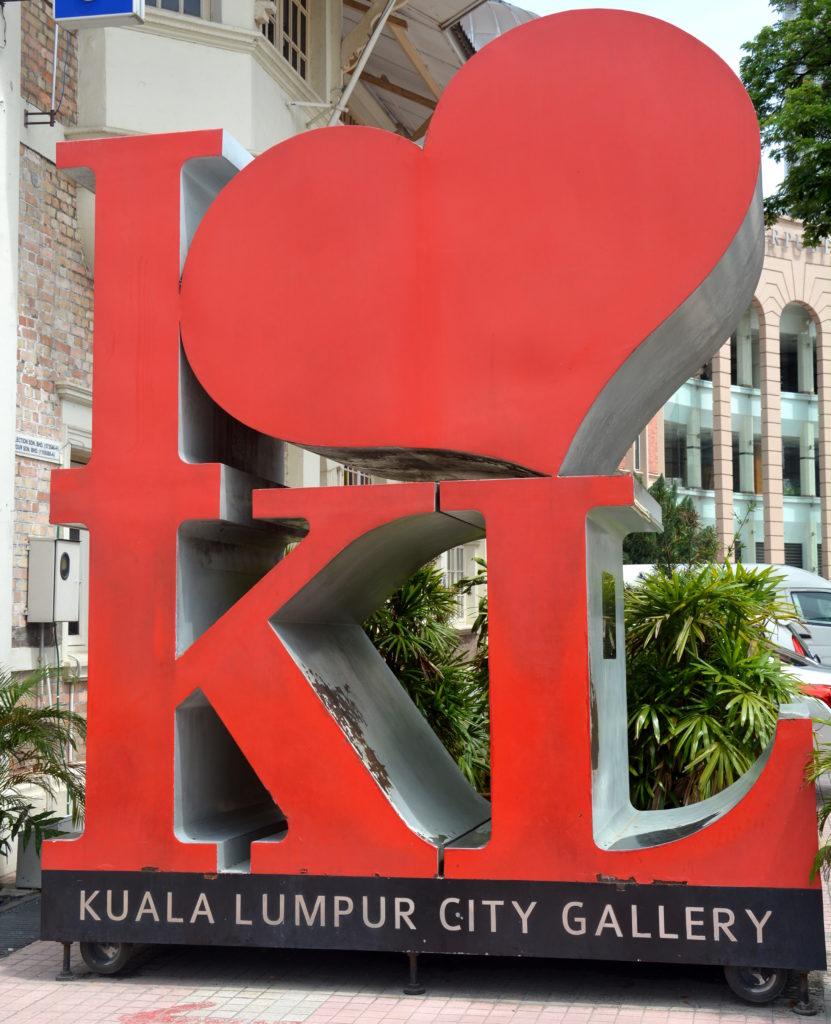 Kuala Lumpur'da Gezilecek  Yerler