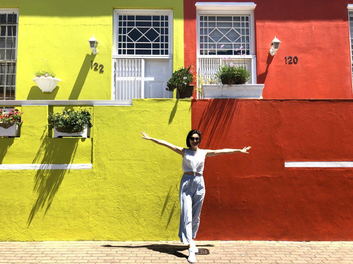 Cape Town'da Gezilecek Yerler