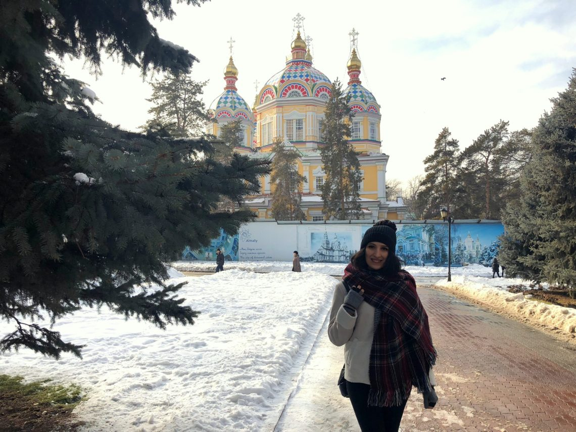 Almatı'da gezilecek yerler