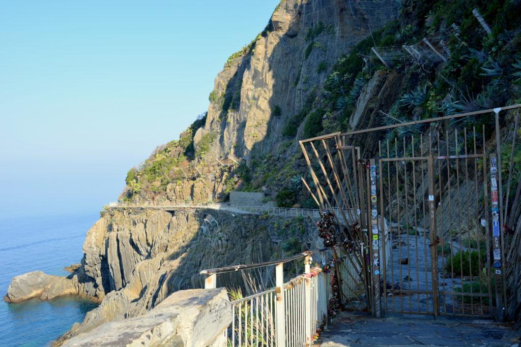 Cinque Terre 'de Gezilecek Yerler