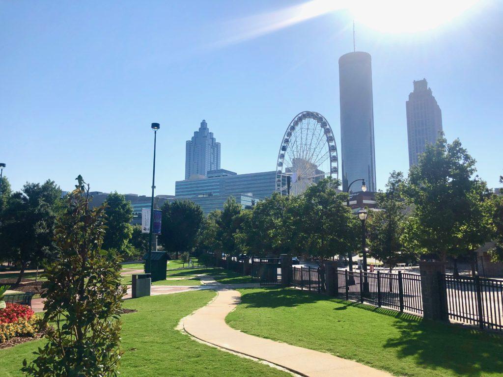 Atlanta'da gezilecek yerler