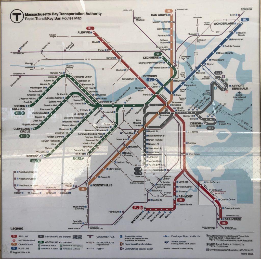 Boston'da gezilecek yerler