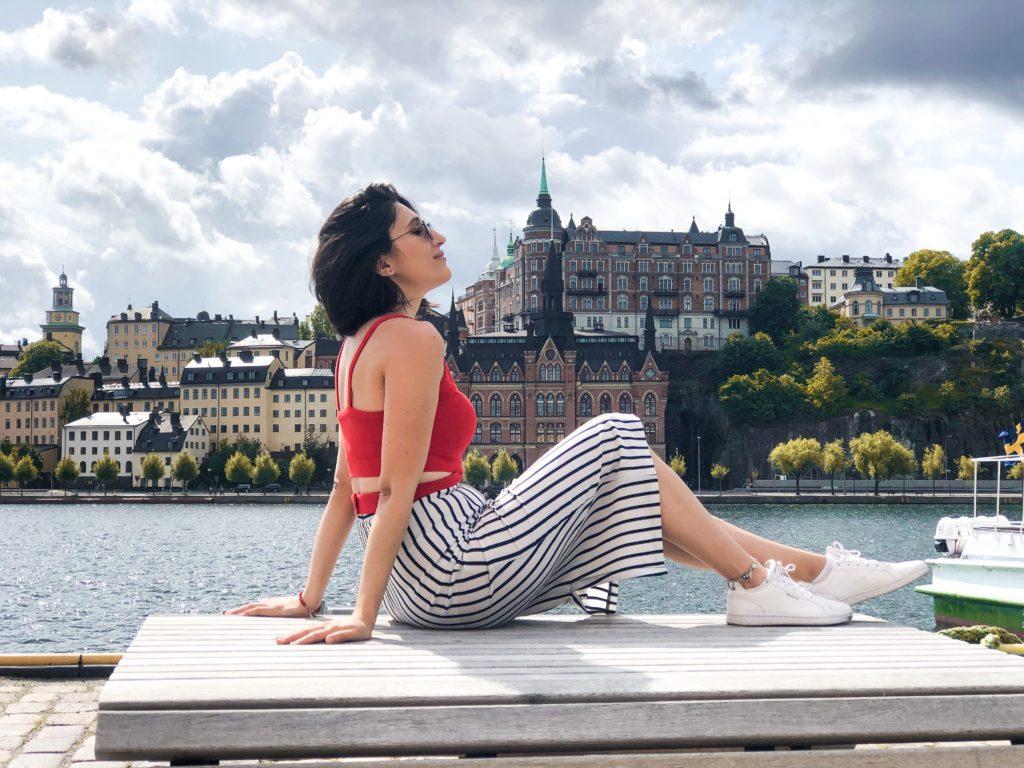 Stockholm'de gezilecek yerler