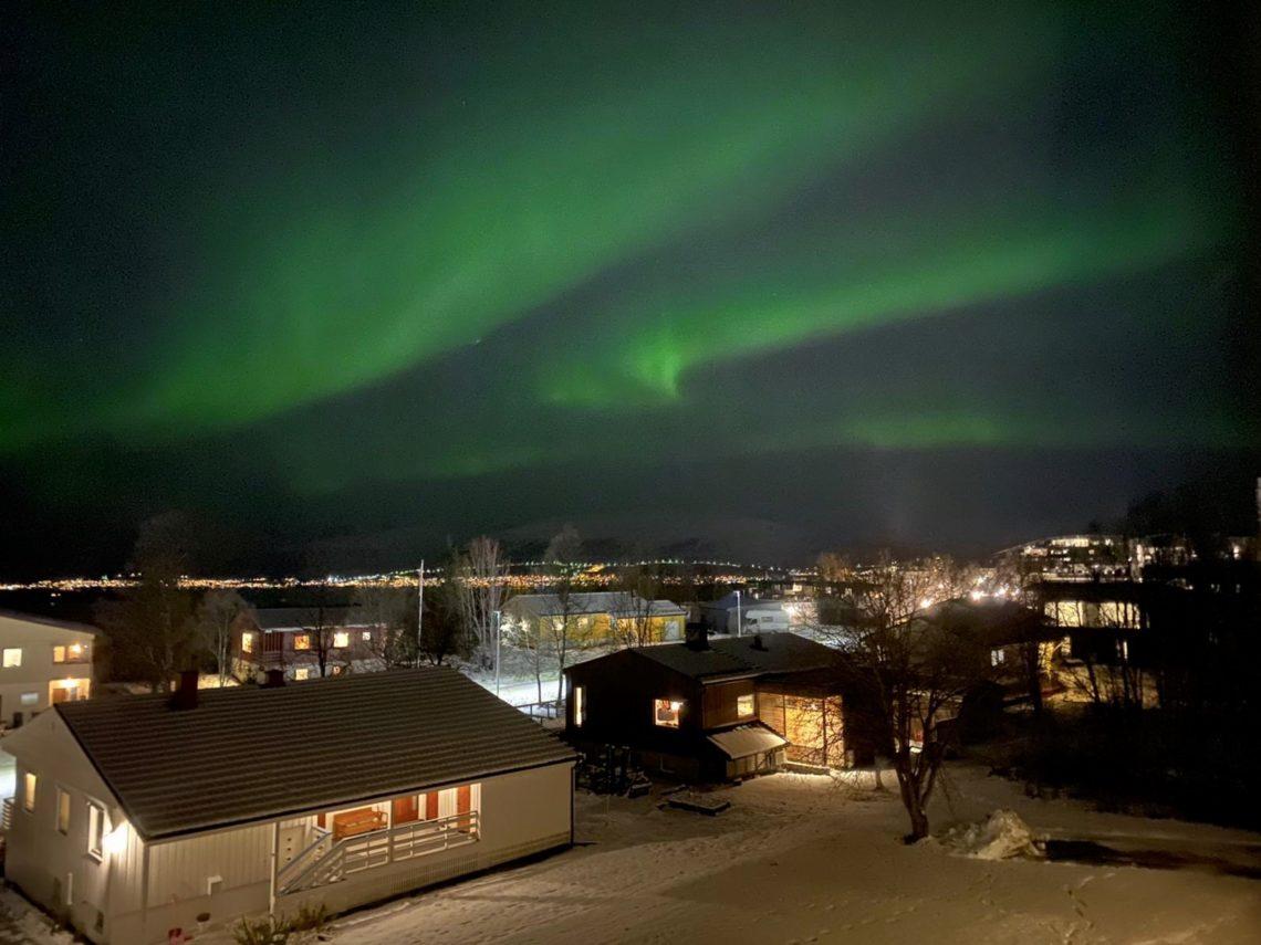 Tromsø'da Kuzey Işıkları Hakkında Her Şey