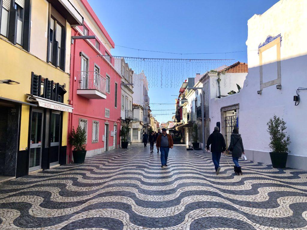 Lizbon'da gezilecek yerler