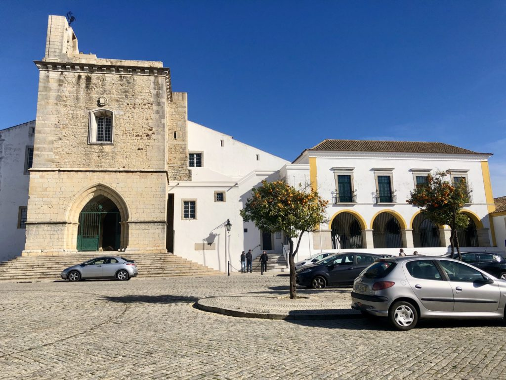 Faro'da gezilecek yerler